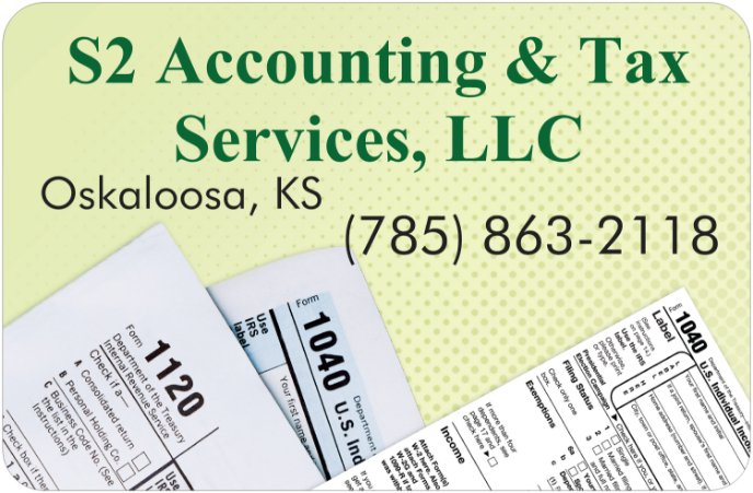 S2 Accounting & Tax Services, LLC